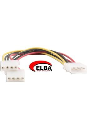 Elba C0673 0.15Cm 2Li Power Çoklayıcı