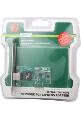 Dıgıtus Dn-10130 10-100-1000 Pcı Express Ethernet