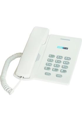 Karel Tm-115 Krem Masa Üstü Telefon