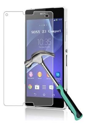 Inovaxis Sony M4 Kırılmaya Dayanıklı Temperli Cam Ekran Koruyucu