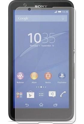 Inovaxis Sony E4g Kırılmaya Dayanıklı Temperli Cam Ekran Koruyucu