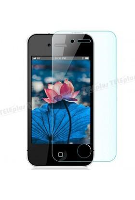 Inovaxis Iphone 4-4S (4'Lü Ekonomik Paket) Kırılmaya Dayanıklı Temperli Cam Ekran Koruyucu