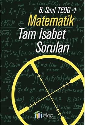 Ekip Yayınları Teog 1 Matematik Tam İsabet Soruları