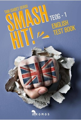 Romos Yayınları Teog 1 Smash Hit English Test Book