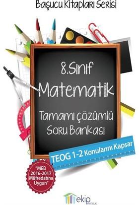 Ekip Yayınları 8. Sınıf Matematik Tamamı
