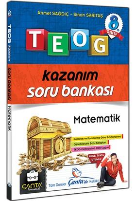 Çanta Yayınları 8. Sınıf Matematik Kazanım Soru Bankası