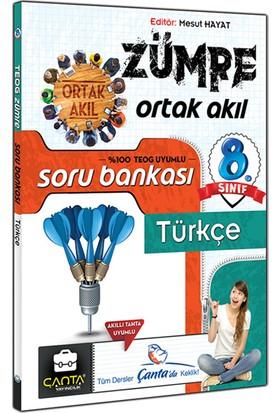 Çanta Yayınları 8. Sınıf Türkçe Teog Zümre Ortak Akıl Soru Bankası