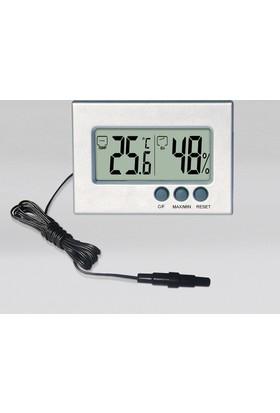 TT-Technic H206H-1 Dış Ortam Termometre Nem Ölçer