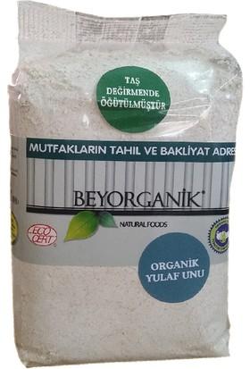 BeyOrganik Organik Tam-Yulaf Unu, 500gr