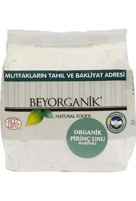BeyOrganik Organik Pirinç Unu (Ruşeymli) (Baby), 350gr