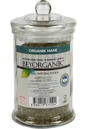 BeyOrganik Organik Nane (Cam), 50gr