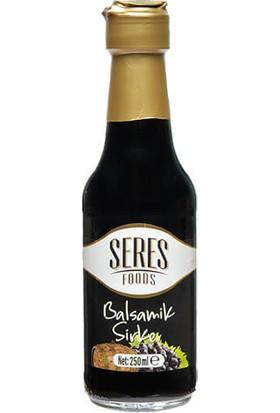 Seres Foods Balsamik Sirke Cam, 250ml