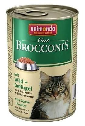 Animonda Brocconis Av Hayvanli Yetişkin Kedi Konservesi 400 Gr