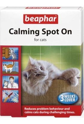 Beaphar Calming Spot On Kedi Sakinleştirici Damla 3'lü Kutu