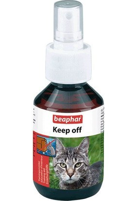 Beaphar Keep Off Uzaklaştirici Sprey 100 Ml