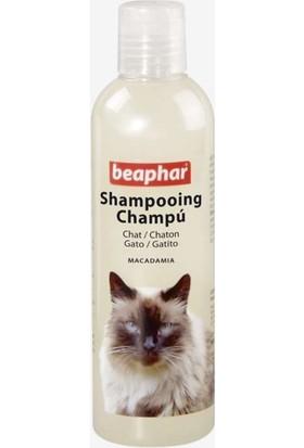 Beaphar Macadamia Yağ'li Tüy Onarici Kedi Şampuani 250 Ml