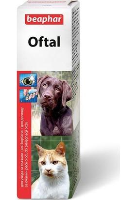 Beaphar Oftal Kedi Ve Köpek Göz Temizleme Losyonu 50 Ml