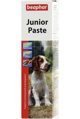 Beaphar Duo Active Junior Paste Multivitamin Yavru Köpek Macunu 100 Gr
