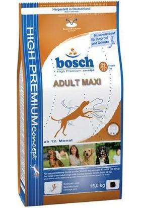 Bosch Adult Maxi - Büyük Irk Yetişkin Köpek Maması 15 Kg