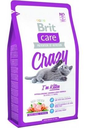 Brit Care Cat Crazy Kitten Yavru Kedi Maması 2 Kg