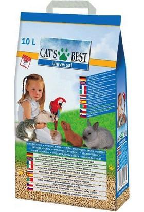 Cats Best Universal Bitkisel Kuş Kemirgen Ve Kedi Kumu 10 Lt (5,5 Kg)