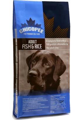 Chicopee High Premium Balıkli Yetişkin Köpek Maması 15 Kg