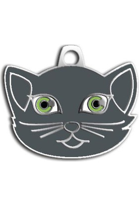 Dalis Pet Tag - British Shorthair Kedi Künyesi