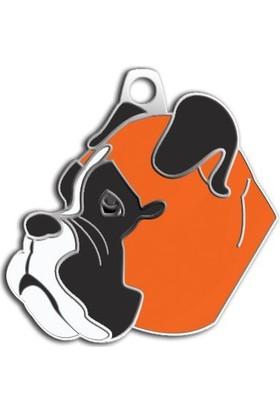 Dalis Pet Tag - Boxer Köpek Künyesi