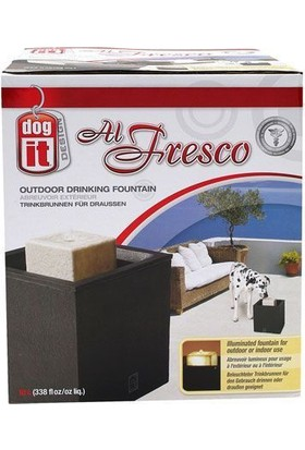 Dogit Design Alfresco Dekoratif Köpek Suluğu 10 Lt