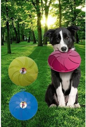 Georplast Superdog Eko Köpek Frizbi Oyuncağı 23,5 Cm