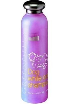 Green Fields Beyaz Tüylü Köpekler İçin Şampuan 200 Ml