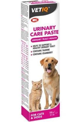 Mc Vetiq Urinary Tract Care Kedi Köpek İçin Idrar Yolu Sağliği Macunu 70 Gr