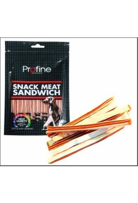 Profine Snack Meat Sandwich Tavuk Ve Balık Etli Köpek Ödülü 80 Gr