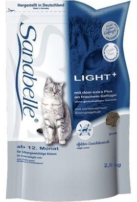 Sanabelle Light Tahılsız Kilo Kontrolü İçin Diyet Kedi Maması 2 Kg
