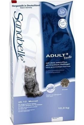 Sanabelle Adult Trout Tahılsız Balıkli Yetişkin Kedi Maması 10 Kg