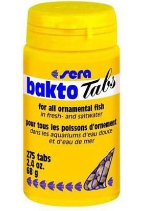 Sera Bakto Balıklar İçin Enfeksiyon Tedavi Ve Önleyici Tablet 68gr