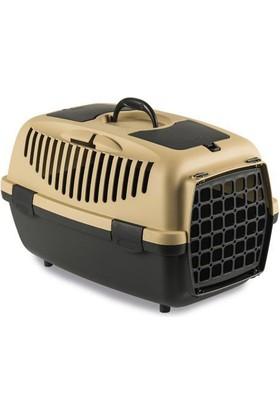 Stefanplast Gulliver 2 Kedi Ve Köpek Taşıma Çantası Kahverengi 55X36X35 Cm