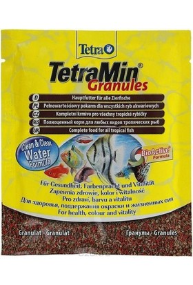 Tetra Min Granules Balık Yemi 15 Gr