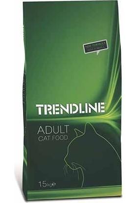 Trendline Tavuklu Kedi Maması 15 Kg