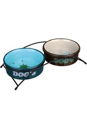Trixie Köpek Seramik Mama Su Kabı Seti 2 X 1Lt