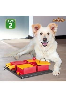 Trixie Poker Box Köpek Eğitim Ve Zeka Geliştirme Oyuncağı 31X10X31 Cm