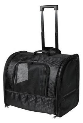 Trixie Pet Taşıma Çantası 44X30X40 Cm Siyah