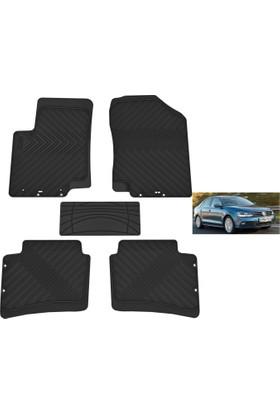 ModaCar VW Jetta 2012 >> SİYAH Sabitlemeli Paspas Seti 104813