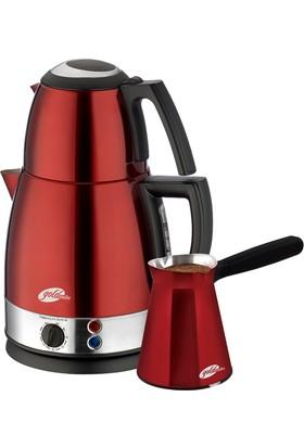 Goldmaster Gm-7322R Çay ve Kahve Makinasi