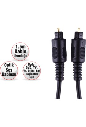 Goldmaster Cab-1232 Opt Optik Ses Kablosu