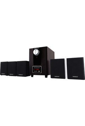 Goldmaster S-5129 Radyolu 5.1Ch Ses Sistemi