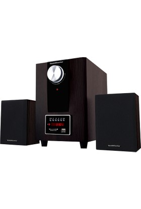 Gamemaster S-2128 Radyolu 2.1Ch Ses Sistemi