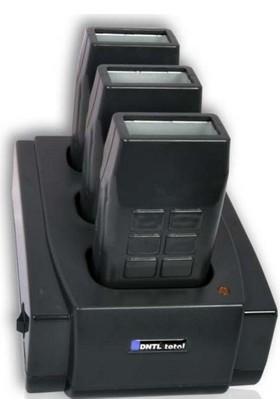 Dntl Total Üçlü Standlı Kartuş Ağda Makinesi