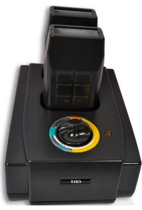Dntl Total İkili Standlı Kartuş Ağda Makinesi
