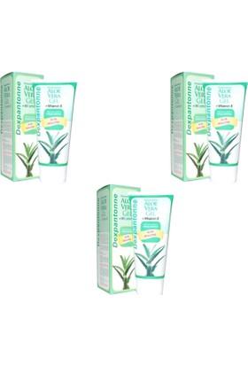 Dexpantonne Aloevera Jel 200 Ml 3 Adet